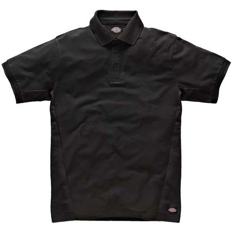 Camisa polo INDUSTRY Black, talla XXXL
