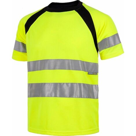 Camiseta Alta Visibilidad 1492C