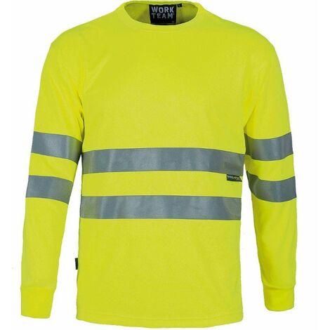 Camiseta Alta Visibilidad 3393C