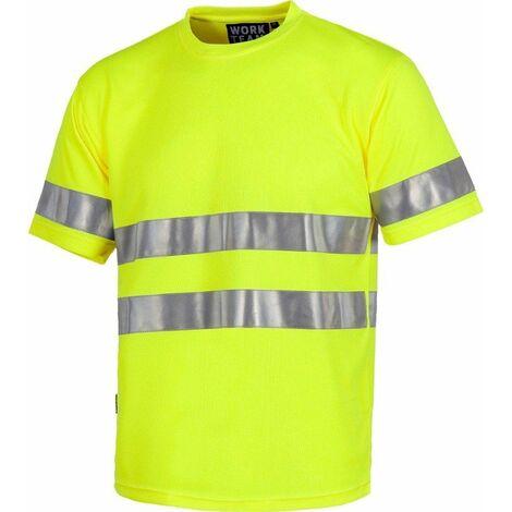 Camiseta Alta Visibilidad 5493C