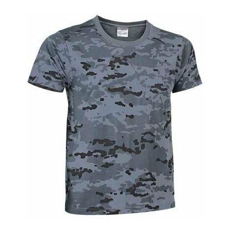 f5c64b5b0f609 Camiseta con diseño especial de camuflaje pixelado (ref. SOLDADO)