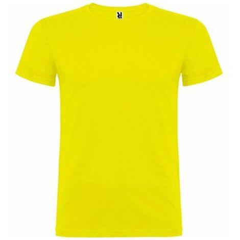 Camiseta de manga corta, de cuello redondo BEAGLE CA6554 (Para niños y niñas)