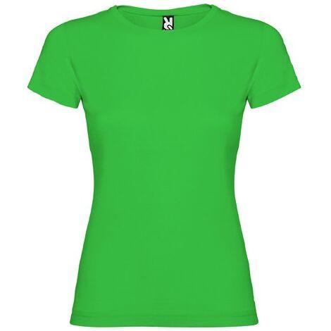 Camiseta de manga corta entallada, con cuello redondo JAMAICA CA6627 RCA66270101