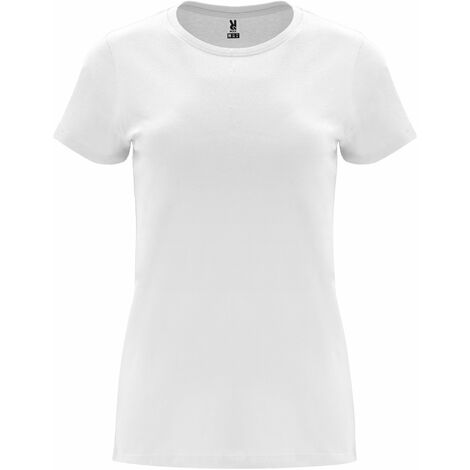 cb4f2b2e3 Camiseta de manga corta entallada para mujer CAPRI CA6683
