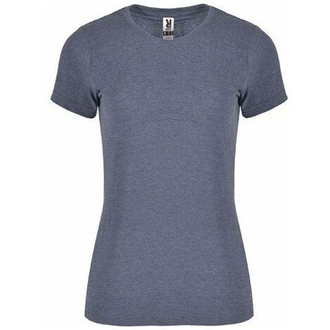 código promocional 477dc fbe18 Camiseta de manga corta mujer, en tejido vigoré CA666101255