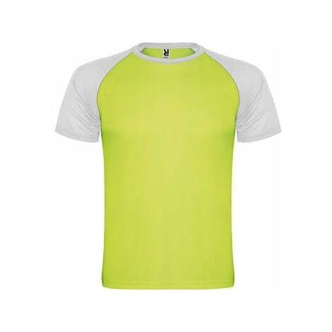Camiseta deportiva de manga corta INDIANAPOLIS CA6650