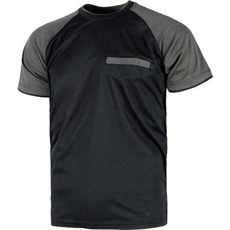 Camiseta manga corta bicolor Future WF1016