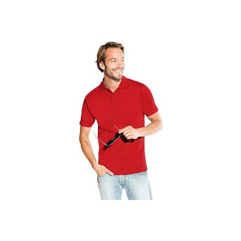 Camiseta Polo Talla 3XL, rojo