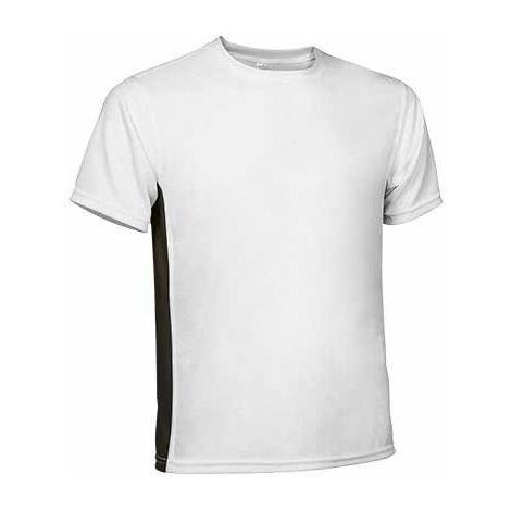 Camiseta técnica bicolor manga corta - Leopard