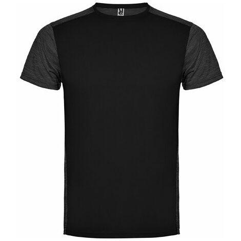 Camiseta técnica de manga corta cuello redondo ZOLDER CA6653