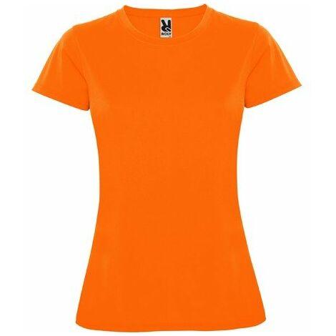 Camiseta técnica de manga corta MONTECARLO WOMAN CA0423