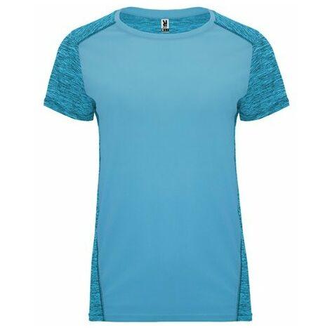 Camiseta técnica de manga corta para mujer CA666301221243