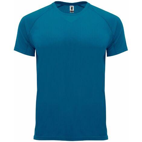Camiseta técnica de manga corta ranglán CA04070103