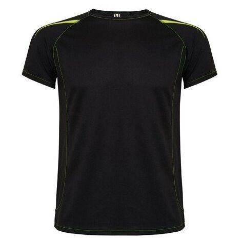 Camiseta técnica en tejido punto liso, de manga corta SEPANG CA0416