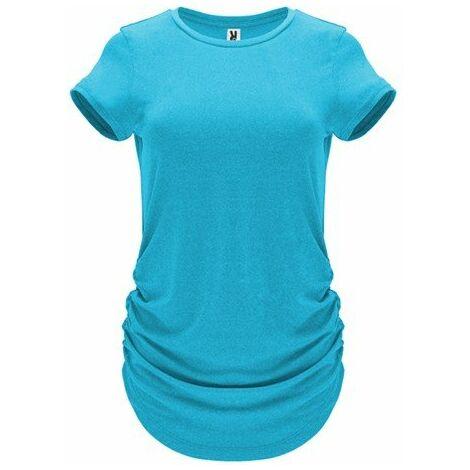 Camiseta técnica multideporte de manga corta para mujer CA66640101