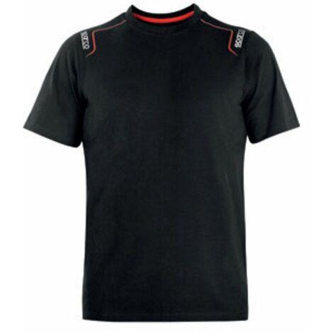 Camiseta Trabajo M M/corta Tecnica T-shirt Tech Stretch Alg/