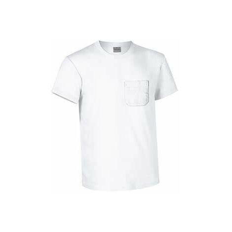 Camiseta unisex de manga corta VALENTO Bret