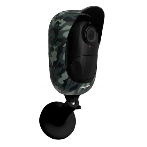 Camouflage Battery External Wi-Fi 1080P CCTV Camera (Argus 2)