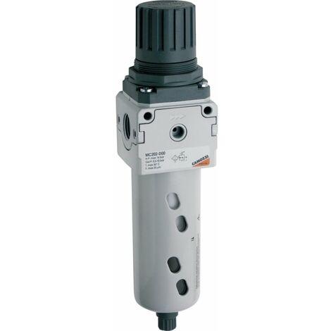 "Camozzi MC104-D00 1/4"" Filter-regulator Boxed Set"