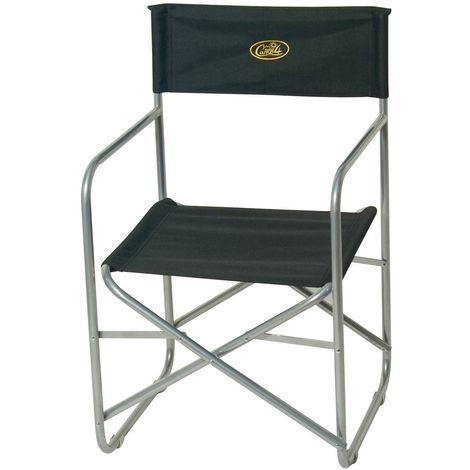 Camp 4 Little Joe Directors Chair (One Size) (Black)