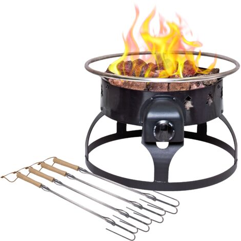 Camp Chef Camping Feuerstelle Gas 16 kW Camping Kochstelle ...