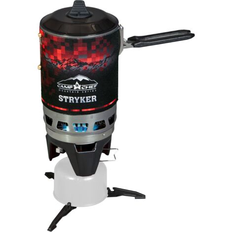 Camp Chef Gaskocher Stryker Stoves Gas Grill Kocher Camping Outdoor 1,5 kW
