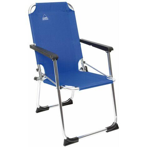 Camp Camping Pliable Aluminium De Gear 1211932 Enfants Bleu Chaise Pour PwkTOlXZiu