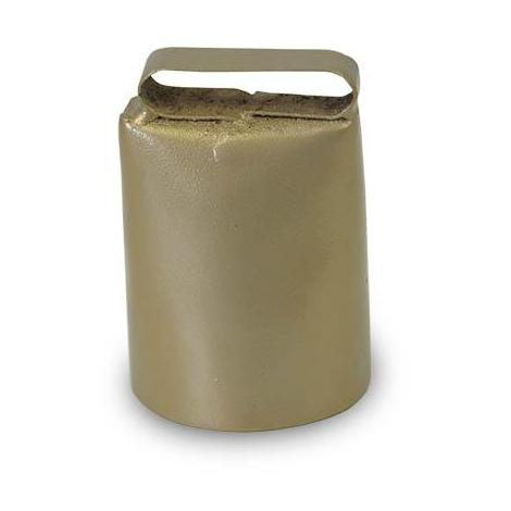 Campana Clásica hecha a mano, fabricada de hierro, con asa superior, disponible en diferentes tamaños