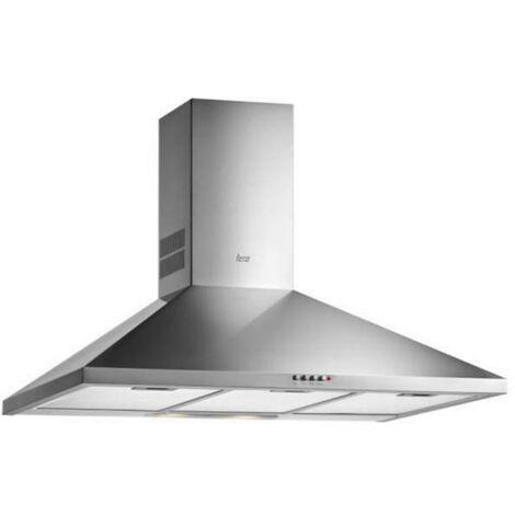 Campana de cocina 90cm Filtros Aluminio In. 3 Velocidades Teka