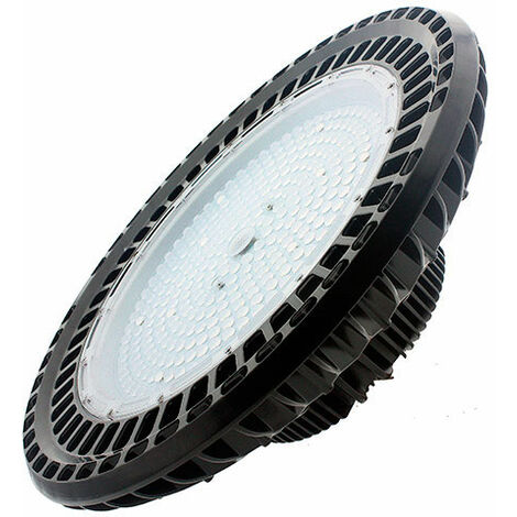 Campana Industrial LED UFO Osram 150W 170Lm/w Regulable 0-10 V
