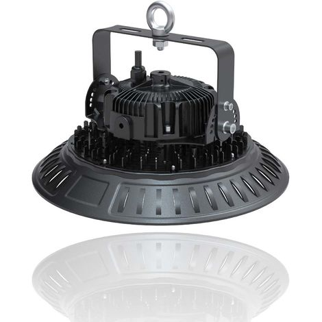 Campana industrial Led.200W luz fría de Roblan ASTROFDLV2200B