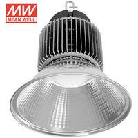 Campana LED industrial 200W, chip led Osram + MeanWell driver, Blanco frío