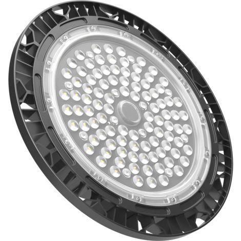 Campana LED Lumileds 2835 150W 225000Lm IP66 IK08 50000H 1177-HB -JL07 R-M150W-CW | Blanco Frío (1177-HB -JL07 R-M150W-CW)