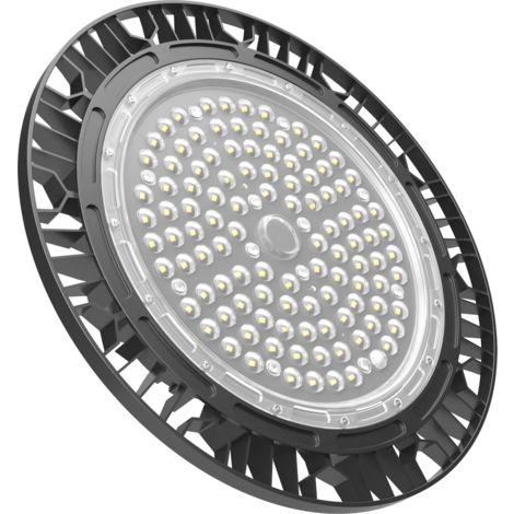 Campana LED Lumileds 2835 200W 30000Lm IP66 IK08 50000H 1177-HB -JL07 R-M200W-CW   Blanco Frío (1177-HB -JL07 R-M200W-CW)