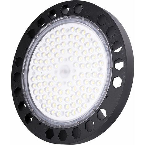 Campana LED Lumileds 2835 200W 30000Lm IP66 IK08 50000H 1177-HB -JL08 R-M200W-CW   Blanco Frío (1177-HB -JL08 R-M200W-CW)
