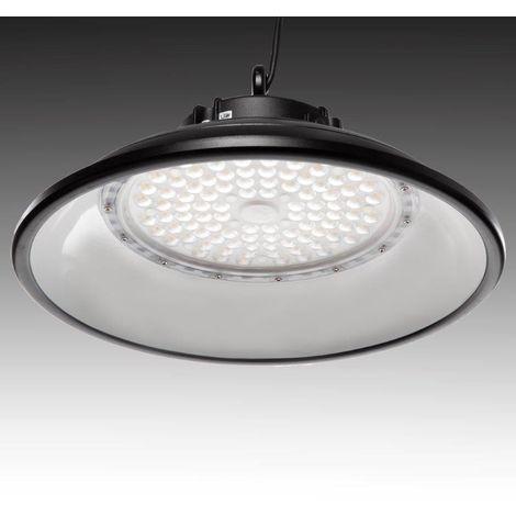 Campana LED Lumileds 3030 200W 27750Lm 50000H   Blanco Frío (1177- HB-JL05R-M200W-CW)