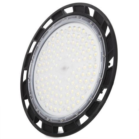 Campana LED Lumileds2835 200W 27750Lm 50000H   Blanco Frío (1177- HB-JL06R-M200W-CW)