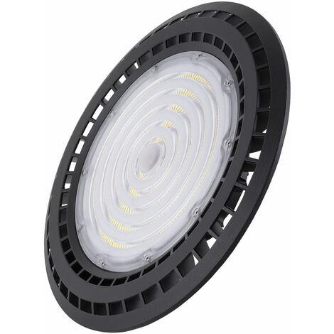 Campana LED UFO 150W Samsung 145Lm/W IP65 50000H | Blanco Frío (HO-HB-UFO-150W-CW)