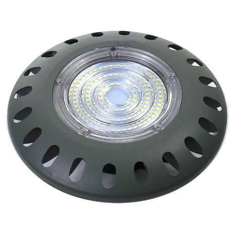 Campana LED UFO 50W 6000ºK smd3535 PF0,9