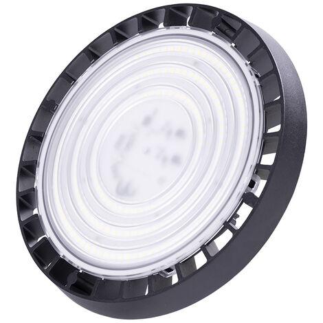 Campana LED UFO DOB 200W 100Lm/W IP65 30.000H Regulable   Blanco Frío (1916-HVB200W-N2-CW)