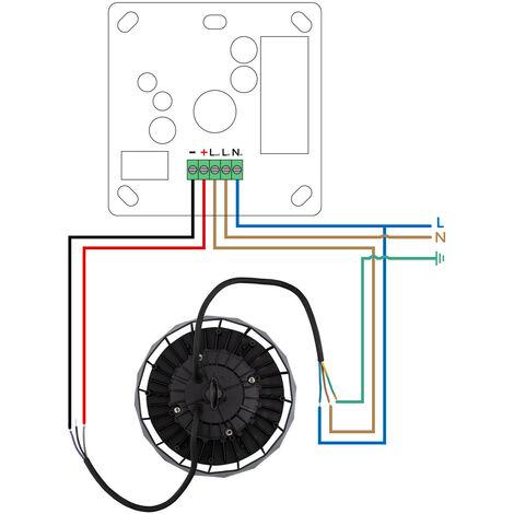 Campana LED UFO HBS SAMSUNG 100W 175lm/W LIFUD Regulable No Flicker con Sensor Mov. Crep. y Reflector