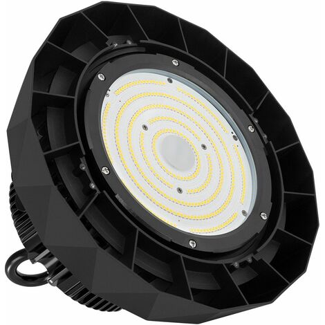 Campana LED UFO HBS SAMSUNG 150W 170lm/W MEAN WELL Regulable