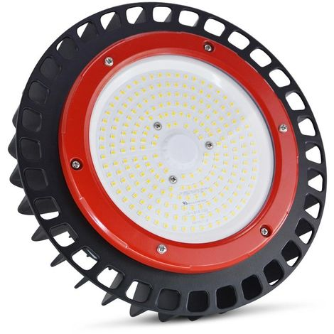 Campana LED UFO industrial Samsung 150W driver LIFUD regulable 0-10V