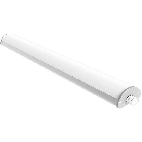 Campana lineal Industrial, IP65, 120cm, 40W, 120lm/w, 0-10V Regulable