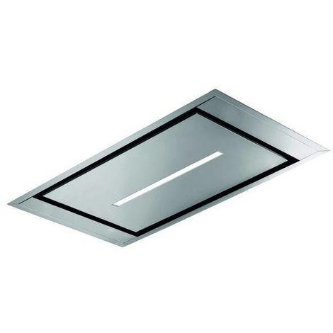Campana Mepamsa 740 m³/h 90cm Inox LED