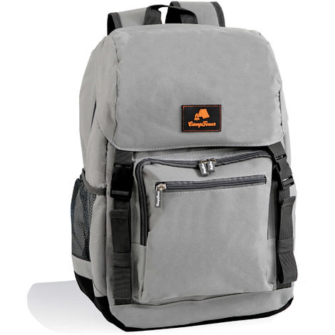 CampFeuer cooling backpack 20 liters | light and waterproof | Gray
