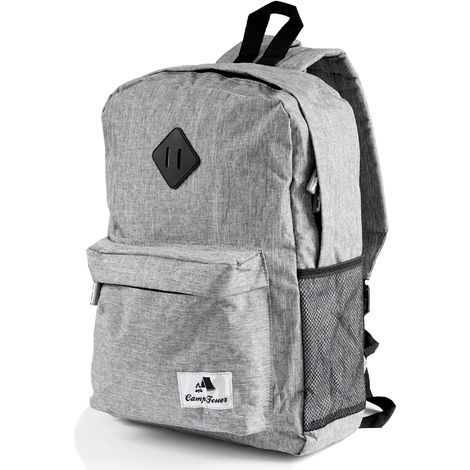CampFeuer Leisure Backpack | 20 liters, gray