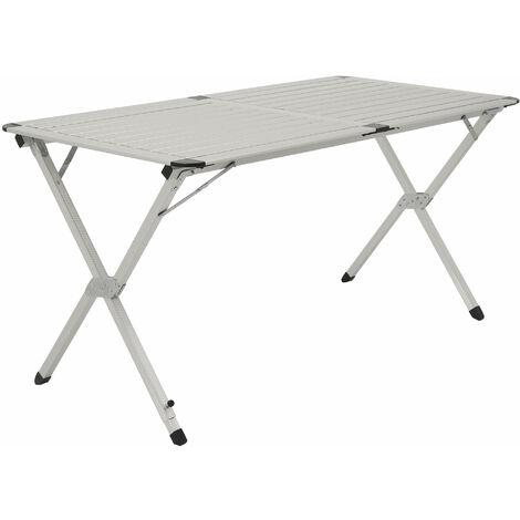 dewdropy Table De Camping Table De Randonn/ée Portable Table De Camping en Aluminium Pliante Sac /À Dos en Plein Air Mini Table pour Sac /À Dos De Randonn/ée en Plein Air