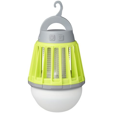 Camping & Insect light 2 in 1 rechargeable
