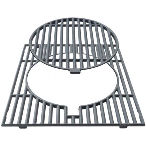 Campingaz Culinary Modular Grillrost matt, für 3 & 4 Series, anthrazit, mit herausnehmbarem Ring